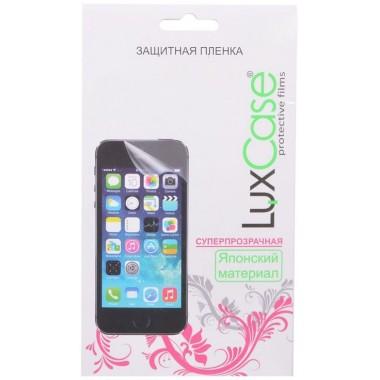 Защитная пленка LuxCase для iPhone 5/5S/5C (Суперпрозрачная), 120.24х55.1 мм