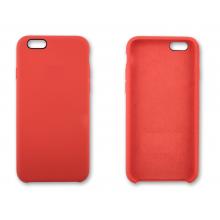 Cиликоновый чехол для iPhone 6/6S ORIG, orange (оранжевый)