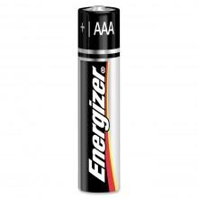 Батарейка алакалиновая Energizer ААА LR3 8/BL (мизинчиковая)