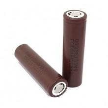 Аккумуляторная батарея (18650) LG HG2 3000mAh
