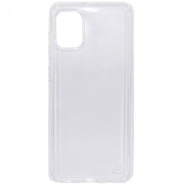 Чехол для Samsung SM-A315F/Galaxy A31 YOLKKI Alma cиликон прозрачный (1мм)